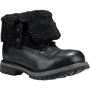 Timberland Authentics Teddy Fleece Waterproof Fold-Down Boot - Women's