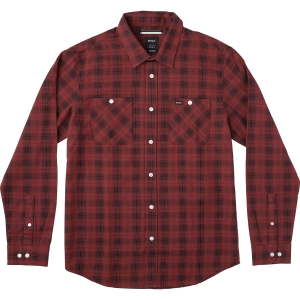 RVCA Trample Long Sleeve Shirt Men's
