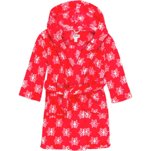 Hatley Fuzzy Fleece Robe Girls'