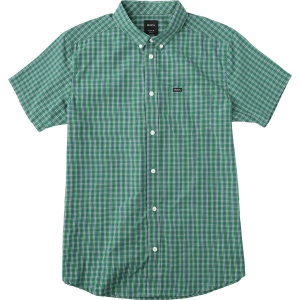 RVCA That'll Do Plaid 2 Button-Down Shirt - Men's