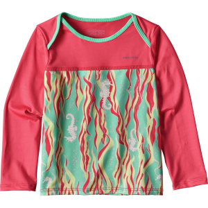 Patagonia Little Sol Rashguard Toddler Girls