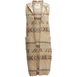 Dylan Beacon Blanket Vest Women's
