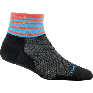 Darn Tough Stripe 1/4 Ultra Light Socks Women's