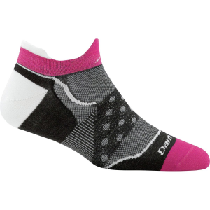 Darn Tough Dot No Show Tab Ultra Light Socks Women's