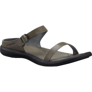 Columbia Caprizee Leather Slide Sandal Womens