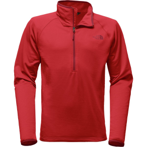 The North Face Borod 1/4 Zip Fleece Jacket Men's