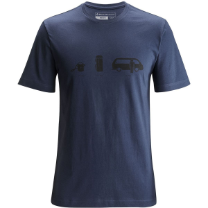 Black Diamond Dirtbag T Shirt Men's