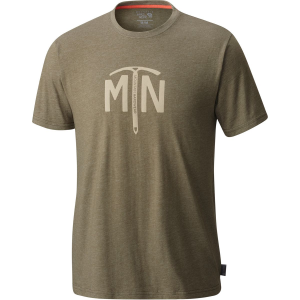 Mountain Hardwear Hardwear Ice Axe Short Sleeve T Shirt Men's