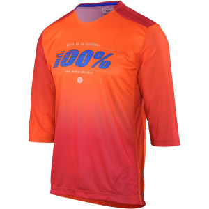 100% Airmatic 3/4 Jersey Long Sleeve Men's