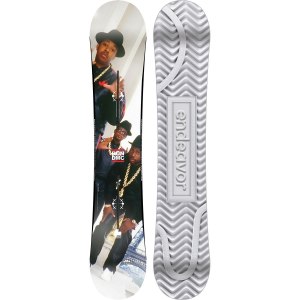 Endeavor Snowboards Run DMC Snowboard Wide