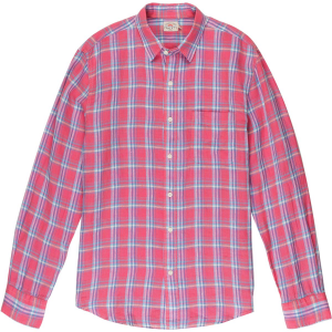 Faherty Linen Ventura Shirt Men's