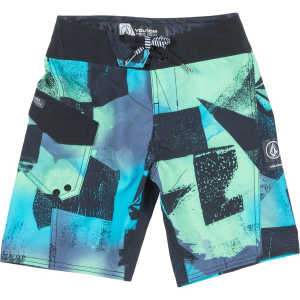 Volcom Costa Paste Up Mod Board Short Toddler Boys'