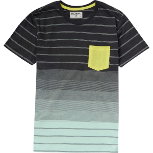 Billabong Faderade Crew Shirt Short Sleeve Boys'