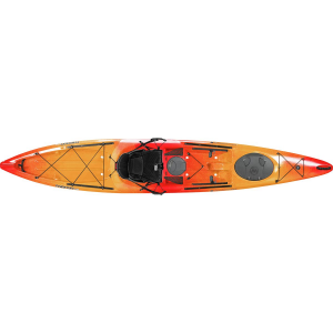 Wilderness Systems Tarpon 140 Kayak with Rudder Sit On Top