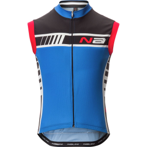 Nalini Aggia Lightweight Sleeveless Full Zip Jersey