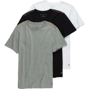 Roark Revival 3 Pack Rat T Shirt Short Sleeve Men's