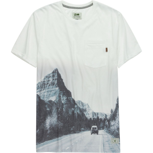Hippy Tree Alberta T Shirt Short Sleeve Men's