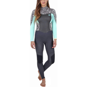 Billabong 4/3 Synergy Back Zip Full Wetsuit Women's