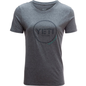 Yeti Cycles Yeti Button Ride Short Sleeve Jersey Women's