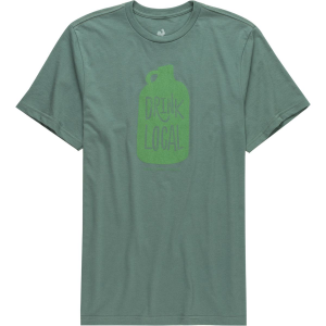 Locally Grown Growler T-Shirt - Men's