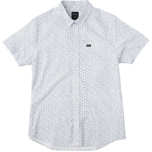 RVCA That'll Do Floral Short-Sleeve Button-up Shirt - Men's