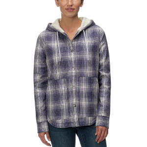 The North Face Campground Sherpa Hooded Jacket - Women's