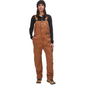 Carhartt Weathered Duck Wildwood Bib Overalls - Women's