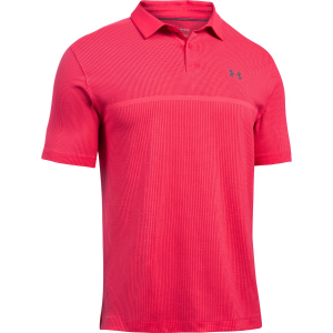 Under Armour Threadborne Jacquard Polo Shirt - Men's