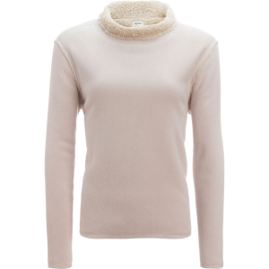 Dylan Bonded Cozy Drop Shoulder Pullover Sweater - Women's