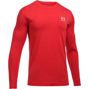 Under Armour Left Chest Long-Sleeve T-Shirt - Men's