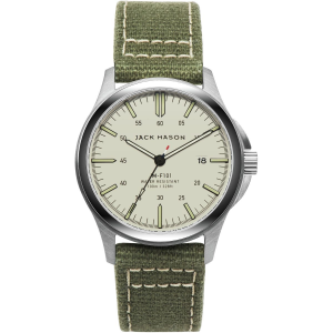 Image of Jack Mason F101 Field Collection Canvas Watch
