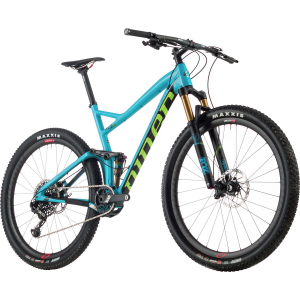 Niner RKT 9 RDO 5-Star X01 Eagle Complete Mountain Bike - 2018
