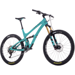 Yeti Cycles SB5 Turq XT Complete Mountain Bike - 2018
