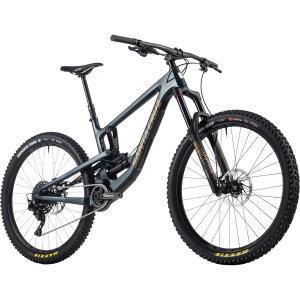 Santa Cruz Bicycles Nomad Carbon C XE Complete Mountain Bike - 2018