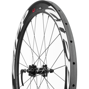Zipp 404 Firecrest Carbon Disc Brake Road Wheelset - Tubular