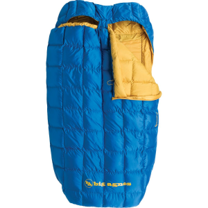 Big Agnes Sentinel Sleeping Bag: 30 Degree Down