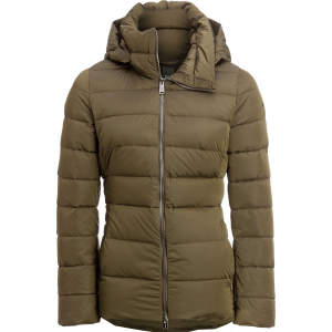 ADD Duck Down Hooded Jacket - Women's