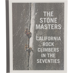 Patagonia The Stonemasters: California Rock Climbers in the Seventies - Hardcover Autographed Limited Edition Book