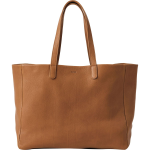 BAGGU Oversize Leather Tote - Women's