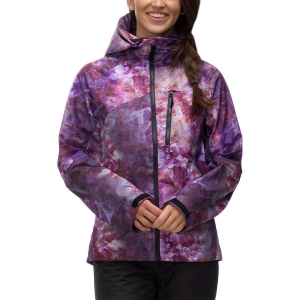 Basin and Range Empire 3L Shell Jacket - Limited Edition Print - Women's
