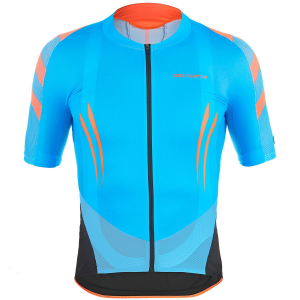 Giordana EXO Short-Sleeve Road Bike Jersey - Men's
