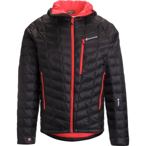 Montane Hi-Q Luxe Hooded Insulated Jacket - Men's