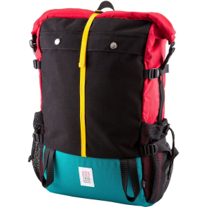 Topo Designs Mountain 22.4L Rolltop Backpack