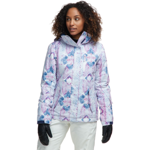Roxy Jetty Hooded Jacket - Women's