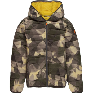 Save The Duck Marc Printed Jacket - Boys'