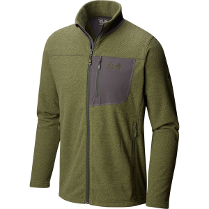 Mountain Hardwear Toasty Twill Fleece Jacket - Men's