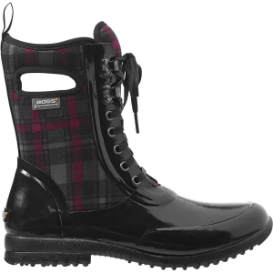 Bogs Sidney Plaid Boot - Women's