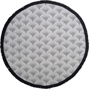 The Beach People Amaroo Round Towel