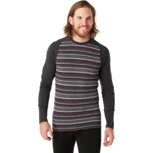 SmartWool Merino 250 Baselayer Pattern Crew - Men's