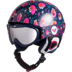 Roxy Misty Girl Helmet and Goggle Pack - Girls'